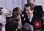 Image of Tricia's departure Washington DC USA, 1971, second 7 stock footage video 65675057005