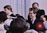 Image of Tricia's departure Washington DC USA, 1971, second 10 stock footage video 65675057005