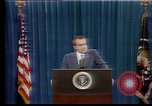 Image of President Richard Nixon speaks about U.S. energy independence Orlando Florida USA, 1973, second 6 stock footage video 65675057021