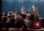 Image of President Richard Nixon Orlando Florida USA, 1973, second 12 stock footage video 65675057023