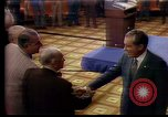 Image of President Richard Nixon Orlando Florida USA, 1973, second 8 stock footage video 65675057024