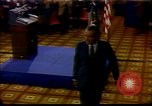 Image of President Richard Nixon Orlando Florida USA, 1973, second 2 stock footage video 65675057026