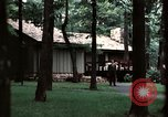 Image of Camp David Camp David Maryland USA, 1973, second 3 stock footage video 65675057029