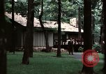 Image of Camp David Camp David Maryland USA, 1973, second 4 stock footage video 65675057029