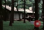 Image of Camp David Camp David Maryland USA, 1973, second 5 stock footage video 65675057029