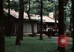 Image of Camp David Camp David Maryland USA, 1973, second 6 stock footage video 65675057029