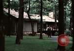 Image of Camp David Camp David Maryland USA, 1973, second 8 stock footage video 65675057029