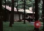 Image of Camp David Camp David Maryland USA, 1973, second 9 stock footage video 65675057029