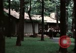 Image of Camp David Camp David Maryland USA, 1973, second 11 stock footage video 65675057029