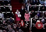 Image of ceremony on Inauguration Day Washington DC USA, 1973, second 3 stock footage video 65675057038