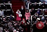 Image of ceremony on Inauguration Day Washington DC USA, 1973, second 4 stock footage video 65675057038