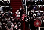 Image of ceremony on Inauguration Day Washington DC USA, 1973, second 6 stock footage video 65675057038