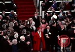 Image of ceremony on Inauguration Day Washington DC USA, 1973, second 10 stock footage video 65675057038