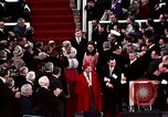 Image of ceremony on Inauguration Day Washington DC USA, 1973, second 11 stock footage video 65675057038
