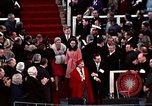 Image of ceremony on Inauguration Day Washington DC USA, 1973, second 12 stock footage video 65675057038