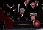 Image of ceremony on Inauguration Day Washington DC USA, 1973, second 3 stock footage video 65675057039
