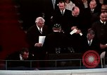 Image of Swearing In ceremony Washington DC USA, 1973, second 7 stock footage video 65675057040