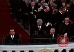 Image of Swearing In ceremony Washington DC USA, 1973, second 12 stock footage video 65675057040