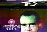 Image of President Richard Nixon Washington DC USA, 1969, second 1 stock footage video 65675057046