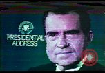 Image of President Richard Nixon Washington DC USA, 1969, second 2 stock footage video 65675057046