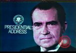 Image of President Richard Nixon Washington DC USA, 1969, second 3 stock footage video 65675057046