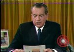 Image of President Richard Nixon Washington DC USA, 1969, second 4 stock footage video 65675057047