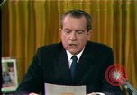 Image of President Richard Nixon Washington DC USA, 1969, second 8 stock footage video 65675057047