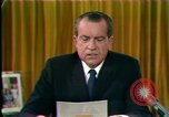 Image of President Richard Nixon Washington DC USA, 1969, second 11 stock footage video 65675057047