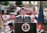 Image of President Richard Nixon Colorado Springs Colorado USA, 1969, second 5 stock footage video 65675057050