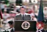 Image of President Richard Nixon Colorado Springs Colorado USA, 1969, second 6 stock footage video 65675057050