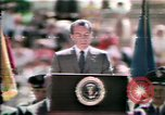 Image of President Richard Nixon Colorado Springs Colorado USA, 1969, second 7 stock footage video 65675057050