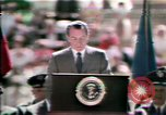 Image of President Richard Nixon Colorado Springs Colorado USA, 1969, second 8 stock footage video 65675057050