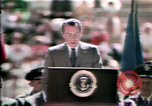 Image of President Richard Nixon Colorado Springs Colorado USA, 1969, second 9 stock footage video 65675057050