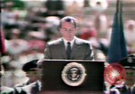 Image of President Richard Nixon Colorado Springs Colorado USA, 1969, second 10 stock footage video 65675057050