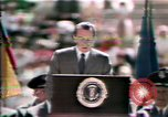 Image of President Richard Nixon Colorado Springs Colorado USA, 1969, second 12 stock footage video 65675057050