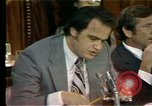 Image of Senate Watergate hearings Washington DC USA, 1974, second 3 stock footage video 65675057078