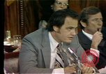 Image of Senate Watergate hearings Washington DC USA, 1974, second 9 stock footage video 65675057078