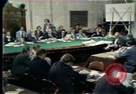 Image of Senate hearings Washington DC USA, 1974, second 1 stock footage video 65675057079