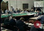 Image of Senate hearings Washington DC USA, 1974, second 2 stock footage video 65675057079