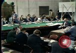 Image of Senate hearings Washington DC USA, 1974, second 3 stock footage video 65675057079