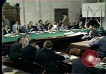 Image of Senate hearings Washington DC USA, 1974, second 4 stock footage video 65675057079