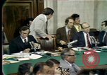 Image of Senate hearings Washington DC USA, 1974, second 7 stock footage video 65675057080