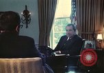 Image of Nixon talking to Kissinger in Oval Office Paris France, 1973, second 4 stock footage video 65675057083
