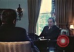 Image of Nixon talking to Kissinger in Oval Office Paris France, 1973, second 5 stock footage video 65675057083