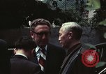 Image of Dr Henry Kissinger Paris France, 1973, second 9 stock footage video 65675057085