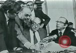 Image of Watergate scandal Washington DC USA, 1974, second 4 stock footage video 65675057095
