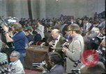 Image of Watergate scandal Washington DC USA, 1974, second 6 stock footage video 65675057096