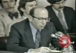 Image of Watergate scandal Washington DC USA, 1974, second 3 stock footage video 65675057099