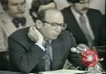 Image of Watergate scandal Washington DC USA, 1974, second 4 stock footage video 65675057099