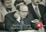 Image of Watergate scandal Washington DC USA, 1974, second 5 stock footage video 65675057099